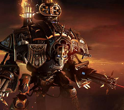 Warhammer 40,000: Dawn of War 3 Handy Horizontal Hintergrundbild