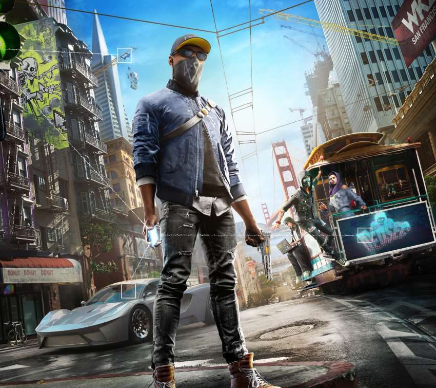 How To Watch Dogs  Screen Width