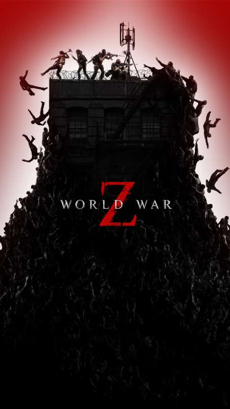 World War Z Handy Vertikal Hintergrundbild
