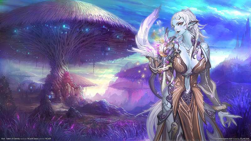 Aion: Tower of Eternity Hintergrundbild