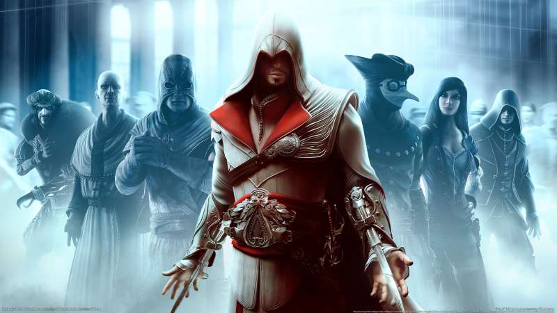 Assassin's Creed: Brotherhood Hintergrundbild 01