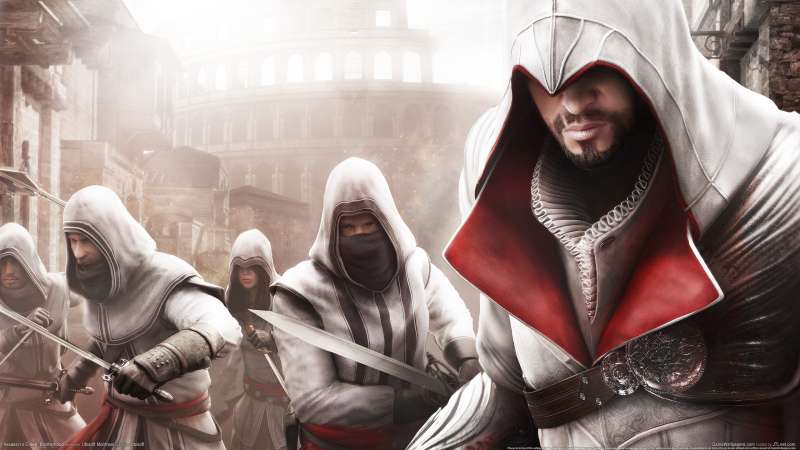 Assassin's Creed: Brotherhood Hintergrundbild 02