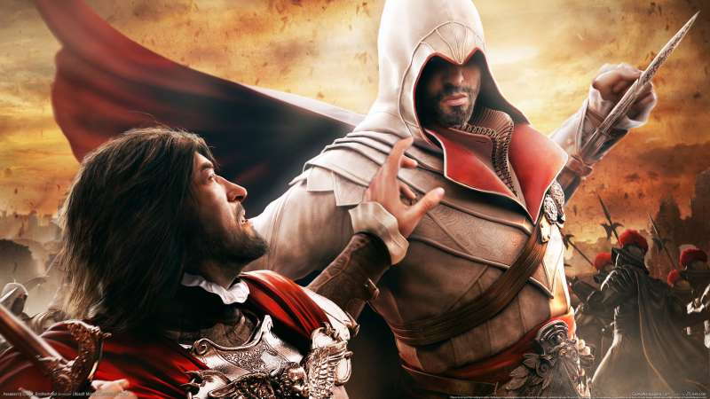 Assassin's Creed: Brotherhood Hintergrundbild 03