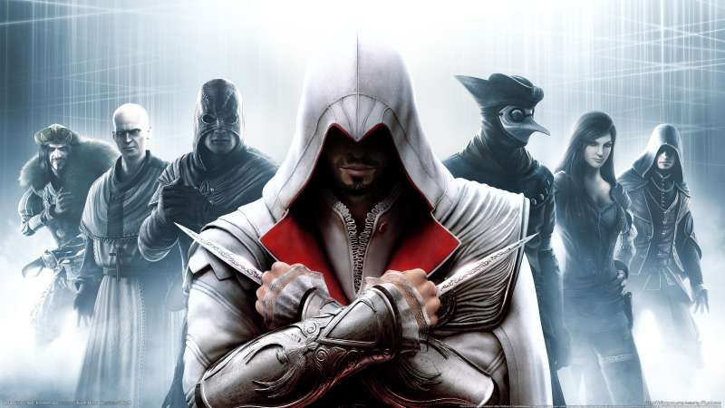 Assassin's Creed: Brotherhood Hintergrundbild 04