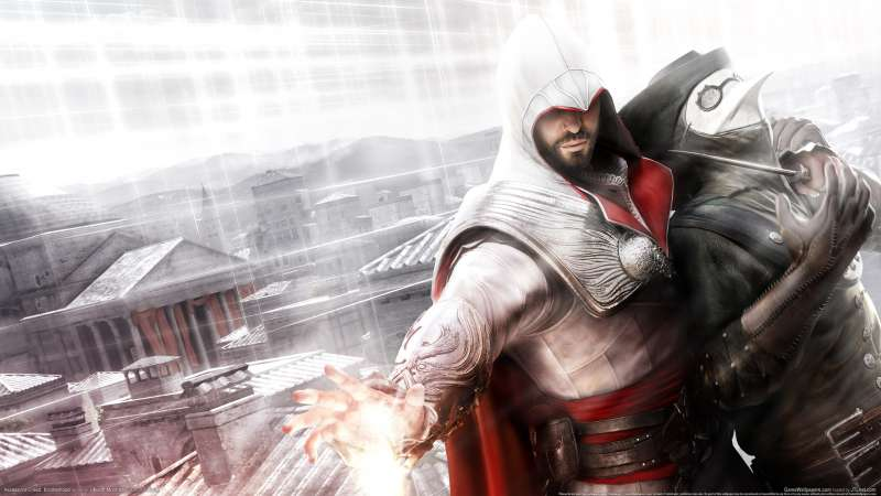 Assassin's Creed: Brotherhood Hintergrundbild 06