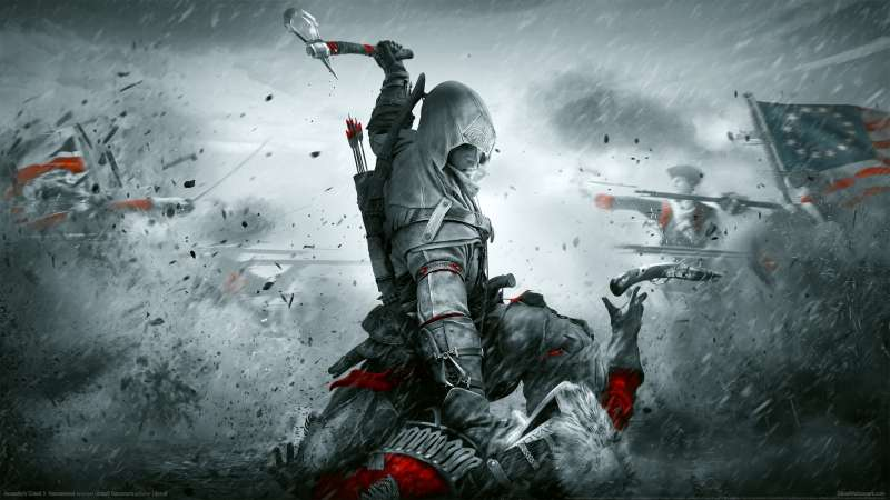 Assassin's Creed III: Remastered Hintergrundbild