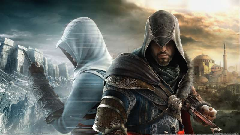 Assassin's Creed Revelations Hintergrundbild
