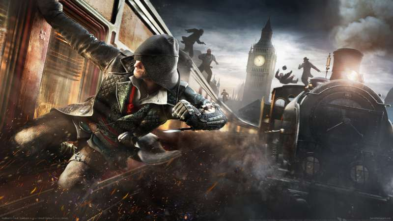 Assassin's Creed: Syndicate Hintergrundbild 04