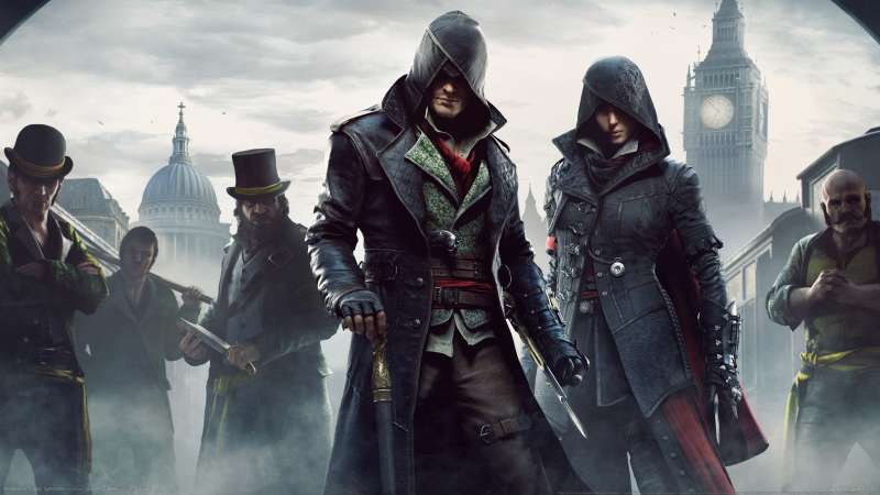 Assassin's Creed: Syndicate Hintergrundbild 05