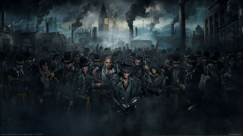 Assassin's Creed: Syndicate Hintergrundbild 12