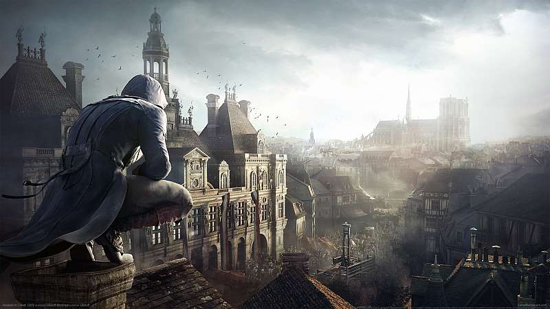 Assassin's Creed: Unity Hintergrundbild
