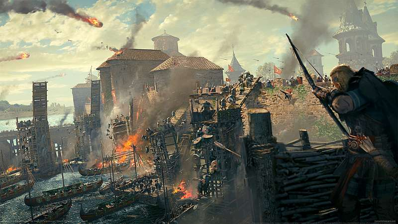 Assassin's Creed: Valhalla - The Siege of Paris Hintergrundbild
