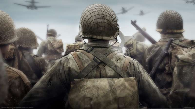 Call of Duty: WW2 Hintergrundbild 01