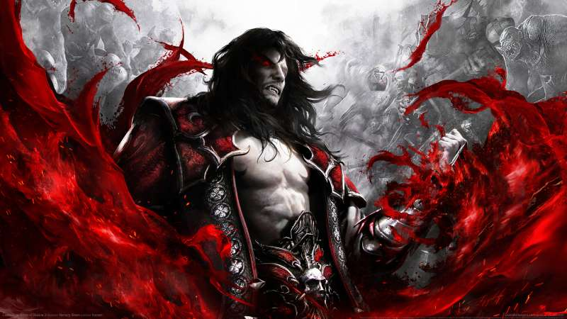 Castlevania: Lords of Shadow 2 Hintergrundbild