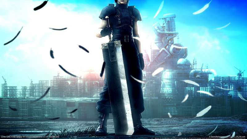 Crisis Core: Final Fantasy VII Hintergrundbild