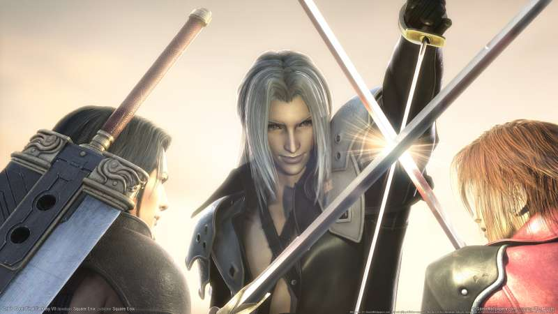 Crisis Core: Final Fantasy VII Hintergrundbild 04