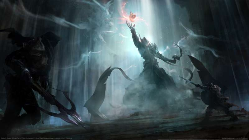 Diablo 3: Reaper of Souls Fan Art Hintergrundbild