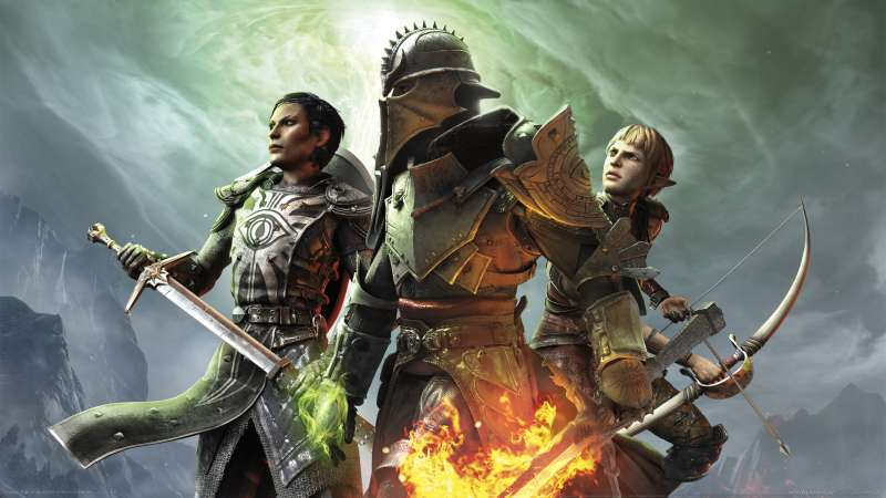 Dragon Age: Inquisition Hintergrundbild