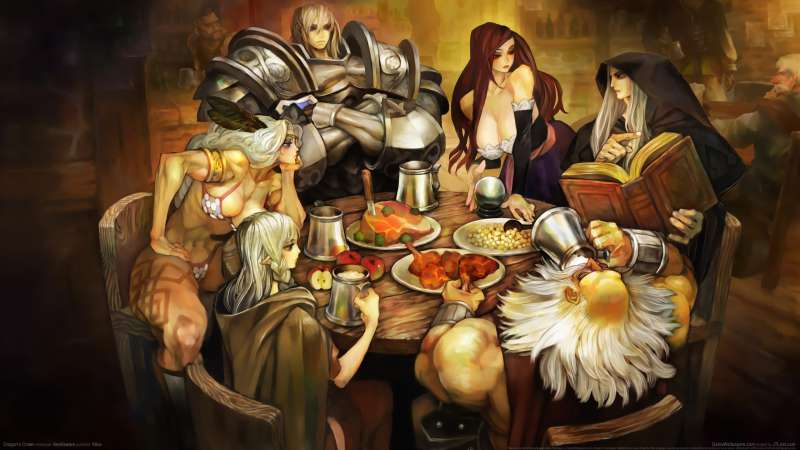 Dragon's Crown Hintergrundbild 05