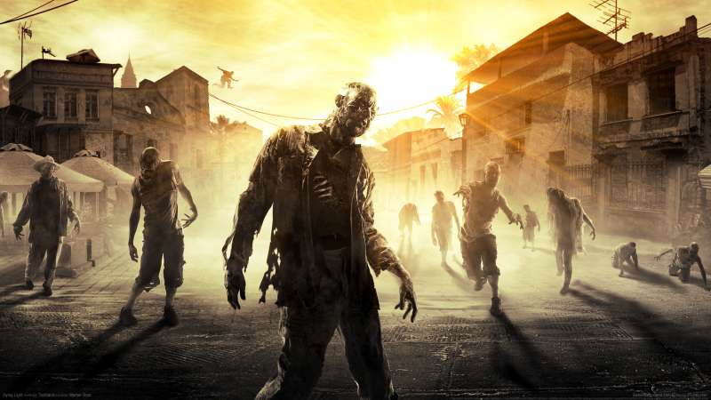 Dying Light Hintergrundbild 01