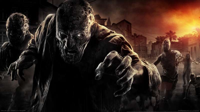 Dying Light Hintergrundbild 02