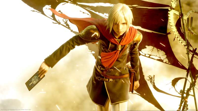 Final Fantasy Type-0 Hintergrundbild 01