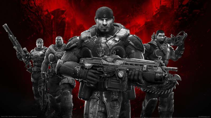 Gears of War: Ultimate Edition Hintergrundbild 01