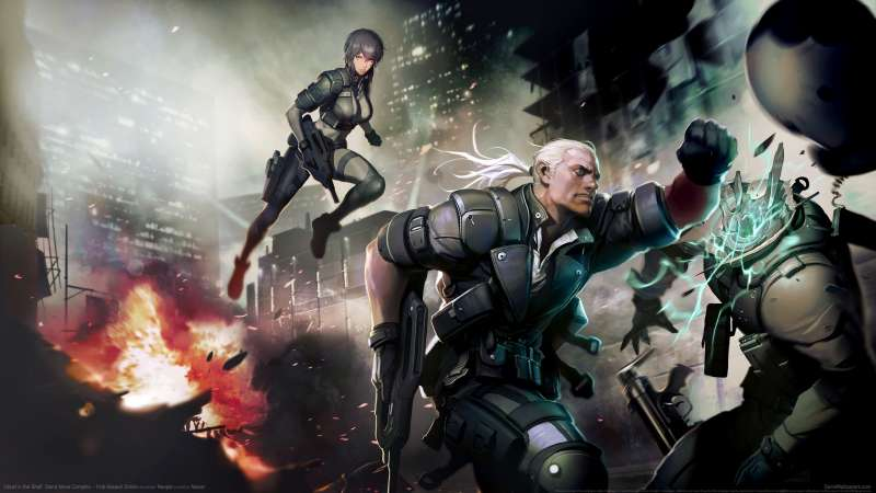 Ghost in the Shell: Stand Alone Complex - First Assault Online Hintergrundbild 01