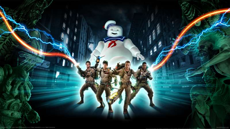 Ghostbusters: The Video Game Remastered Hintergrundbild
