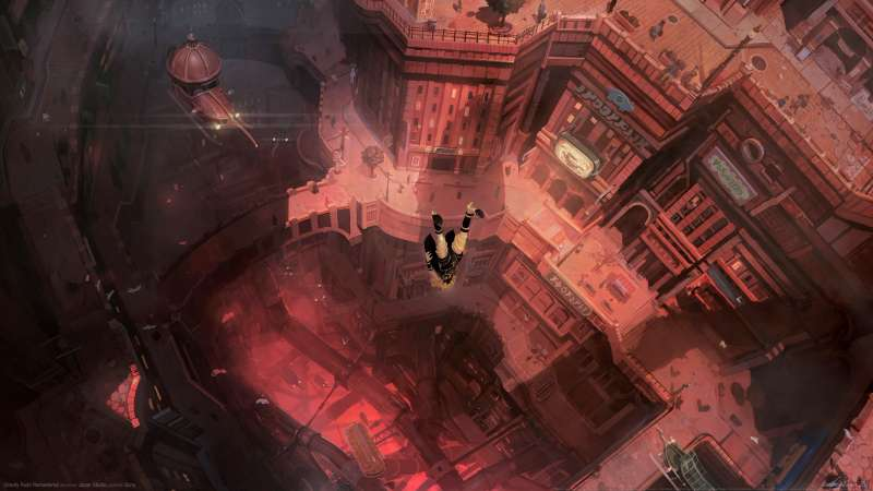 Gravity Rush Remastered Hintergrundbild 01