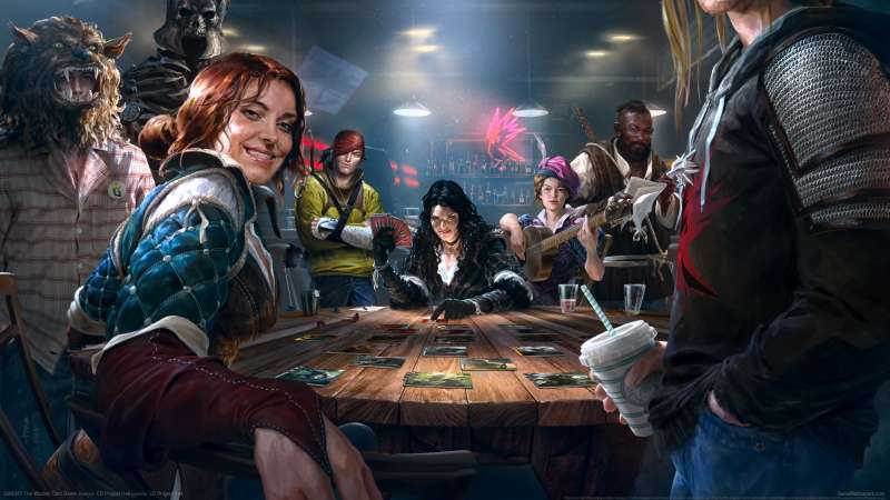 GWENT: The Witcher Card Game Hintergrundbild