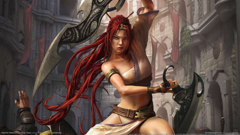 Heavenly Sword Hintergrundbild