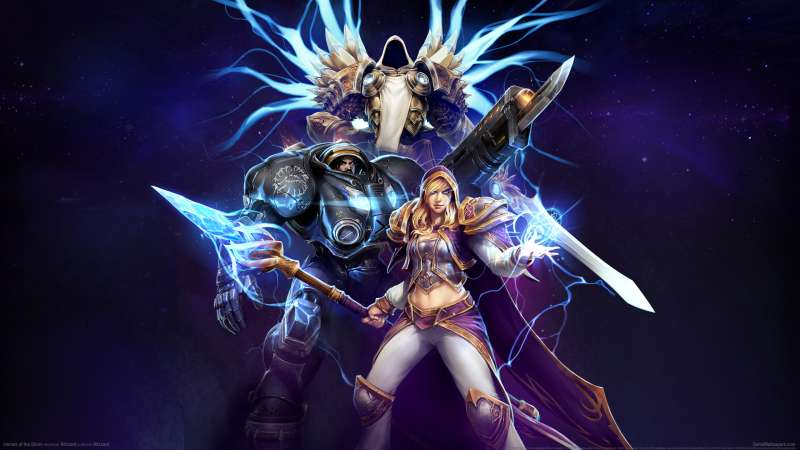 Heroes of the Storm Hintergrundbild 04