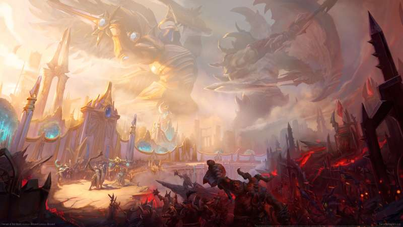 Heroes of the Storm Hintergrundbild 05