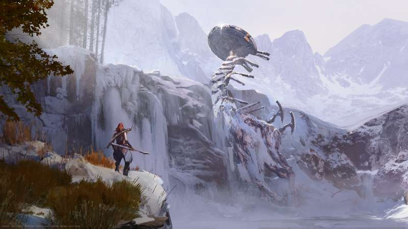 - Horizon zero dawn android wallpaper ...