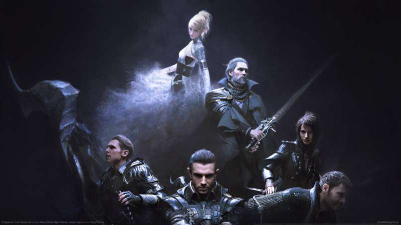 Kingsglaive: Final Fantasy XV Hintergrundbild