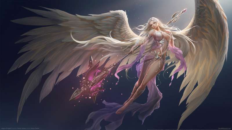 League of Angels 2 Hintergrundbild