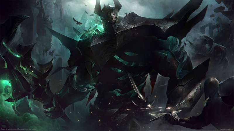 League of Legends Hintergrundbild 110
