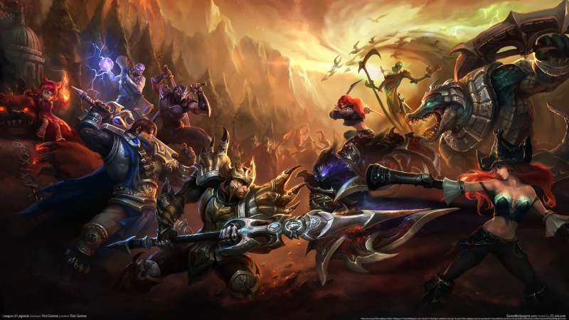 League of Legends Hintergrundbild 12