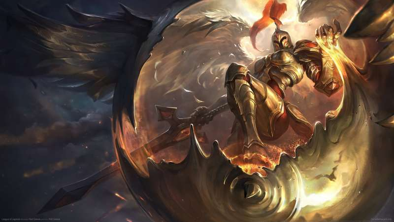 League of Legends Hintergrundbild 29