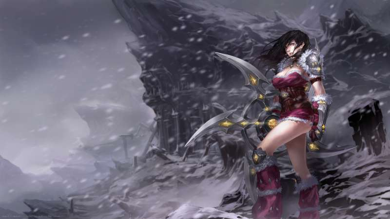 League of Legends Hintergrundbild 43