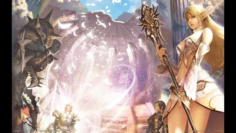 Lineage 2: The Chaotic Chronicle Hintergrundbild 05
