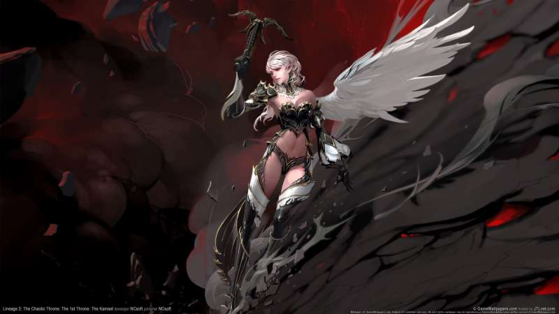 Lineage 2: The Chaotic Throne: The 1st Throne: The Kamael Hintergrundbild 02