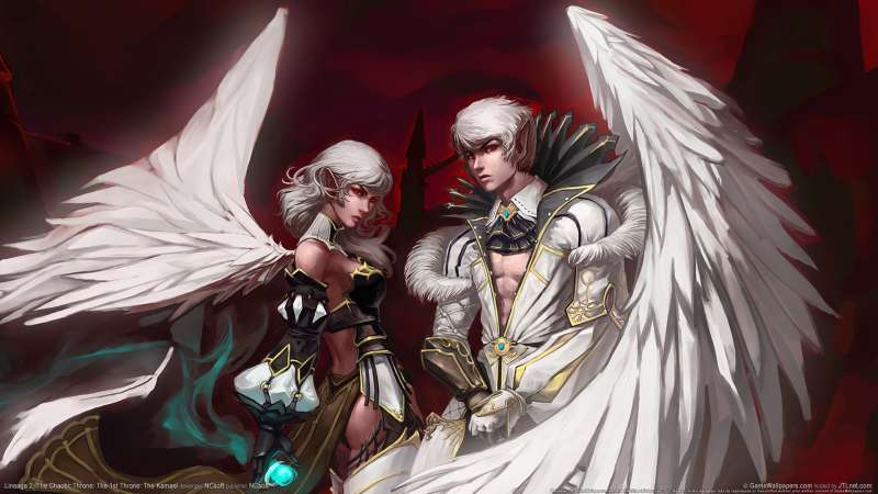 Lineage 2: The Chaotic Throne: The 1st Throne: The Kamael Hintergrundbild 05