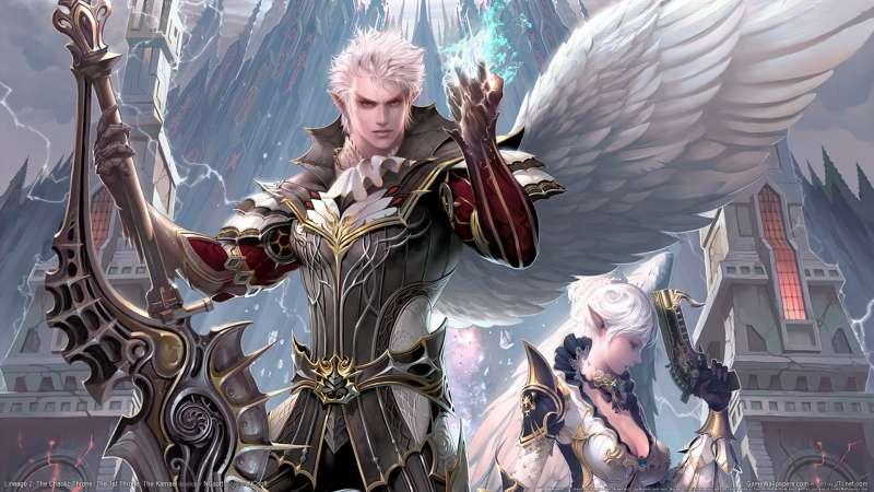 Lineage 2: The Chaotic Throne: The 1st Throne: The Kamael Hintergrundbild 06