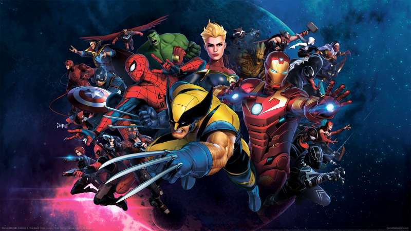 Marvel Ultimate Alliance 3: The Black Order Hintergrundbild