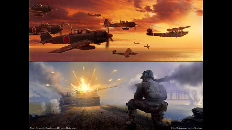 Medal of Honor: Allied Assault Hintergrundbild