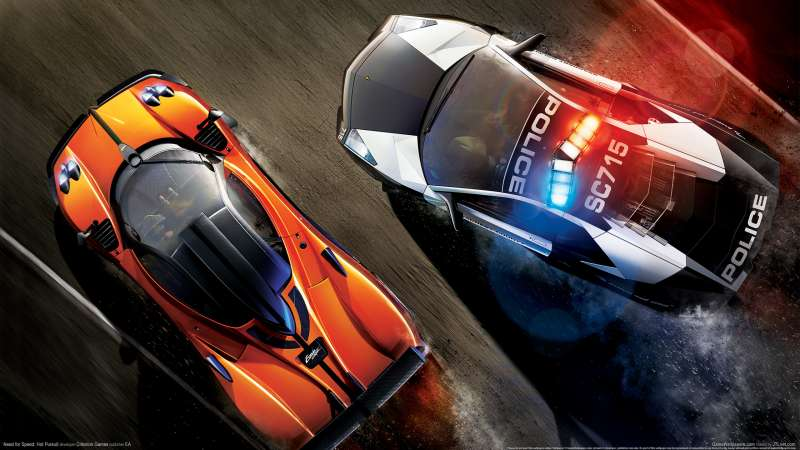 Need for Speed: Hot Pursuit Hintergrundbild 01