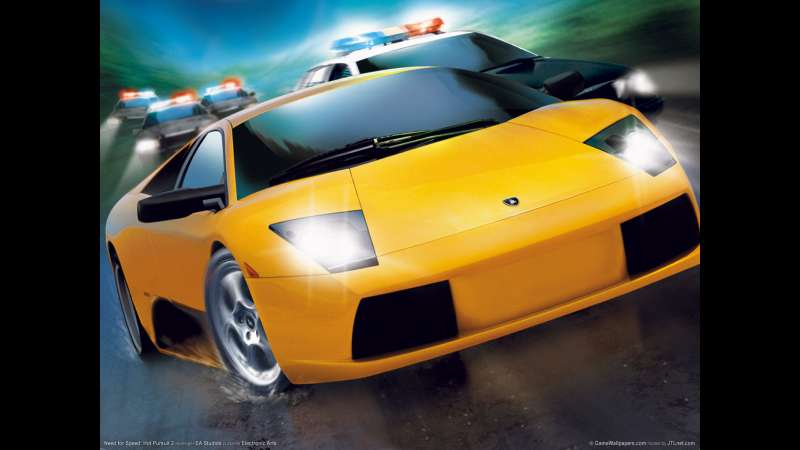 Need for Speed: Hot Pursuit 2 Hintergrundbild 01