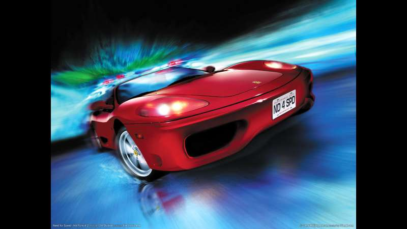 Need for Speed: Hot Pursuit 2 Hintergrundbild 02